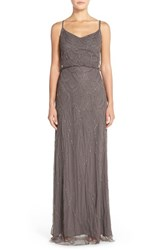 Women's Candela 'Marseille' Beaded Blouson Gown Nordstrom Exclusive