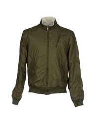 Club Des Sports Jackets Military Green