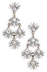 Sole Society Women's Chandelier Earrings