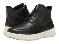 Fitflop Sporty Pop High Top Black Women's Lace Up Casual Shoes