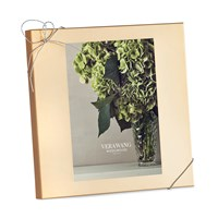 Vera Wang Wedgwood Love Knots Photo Frame Gold 5'X7