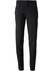 Stephan Schneider Cropped Trousers Black