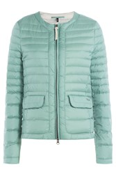 Woolrich Sundance Quilted Jacket Turquoise