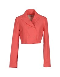 See By Chloe See By Chloe Suits And Jackets Blazers Women Coral