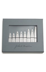 John W. Nordstromr Men's Nordstrom Metal Collar Stays Set Of 16