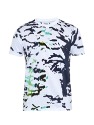 Tim Coppens Printed Mercerised Cotton T Shirt