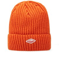 Battenwear Snow Day Beanie Orange