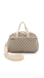 Bensimon Polka Dot Sport Bag Blue Dots