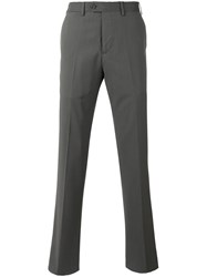 Armani Collezioni Tailored Trousers Grey