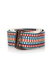 Inis Meain Crios Woven Cotton Belt