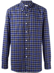 Salvatore Piccolo 'George' Shirt Blue