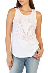 Paige Women's Georgina Graphic Tank