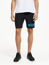 Bjorn Borg L.A August Training Shorts Black Blue