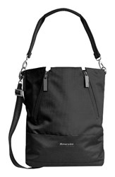 Sherpani Devyn Bucket Bag Black Raven