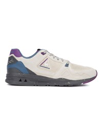 Le Coq Sportif Sable Suede Outdoor Lcs R1000 Trainers Yellow
