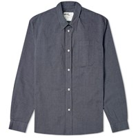 Mhl By Margaret Howell Mhl. Painters Shirt Blue