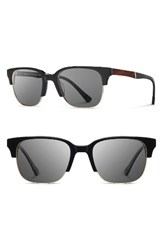 Shwood Men's 'Newport' 52Mm Polarized Sunglasses