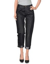 Adele Fado Denim Pants Black