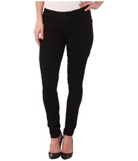 Yummie Tummie Skinny Denim Black Women's Jeans
