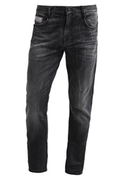 Ltb Justin X Relaxed Fit Jeans Levon Wash Blue Black Denim