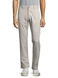 Dl1961 Jimmy Solid Cotton Trousers Cavelier