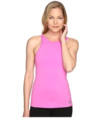 New Balance Yarra Tank Top Fusion Women's Sleeveless Blue