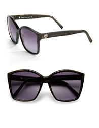 House Of Harlow Jordana 59Mm Square Sunglasses Gold