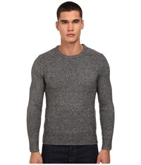 Jack Spade Bromley Crew Neck Sweater Grey Men's Sweater Gray
