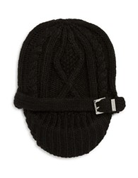 Michael Michael Kors Knit Cap Black