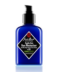 Double Duty Face Moisturizer 3.3Oz Men's Health Award Winner Jack Black