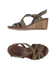 Pons Quintana Sandals Light Grey