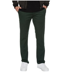 Rvca The Week End Stretch Pants Sycamore Casual Pants Green