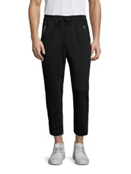 3.1 Phillip Lim Cropped Tapered Pants Soft Black