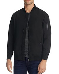 Sovereign Code Wallice Bomber Jacket Black