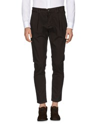 Squad Squad2 Trousers Casual Trousers Dark Brown