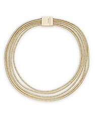 Saks Fifth Avenue Layered Necklace Gold