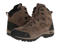 Jack Wolfskin All Terrain Texapore Siltstone Men's Hiking Boots Brown