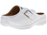 Nurse Mates Linzi White Women's Clog Shoes