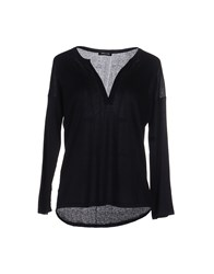 Anne Claire Anneclaire Sweaters Dark Blue