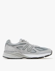 New Balance 990 In Cool Grey