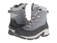 Columbia Bugaboot Shale Siberia Women's Hiking Boots Gray