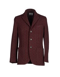 Ballantyne Suits And Jackets Blazers Men Garnet