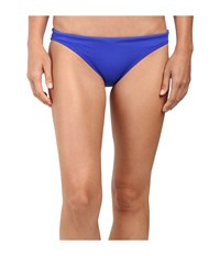 Tyr Solids Bikini Bottom Royal Women's Swimwear Navy