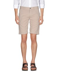 Fifty Four Trousers Bermuda Shorts Beige