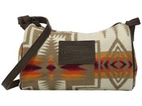 Pendleton Dopp With Leather Strap Harding Ivory Bags Khaki