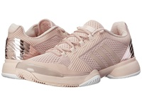 Adidas Stella Mccartney Barricade 2015 Light Pink Light Flash Red Women's Tennis Shoes