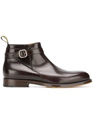 Doucal's Ankle Boots Brown