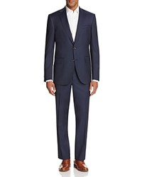Jack Victor Basic Classic Fit Suit Navy