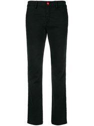 History Repeats Side Stripe Skinny Jeans Black