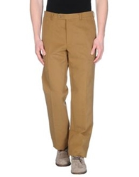Massacri Casual Pants Camel